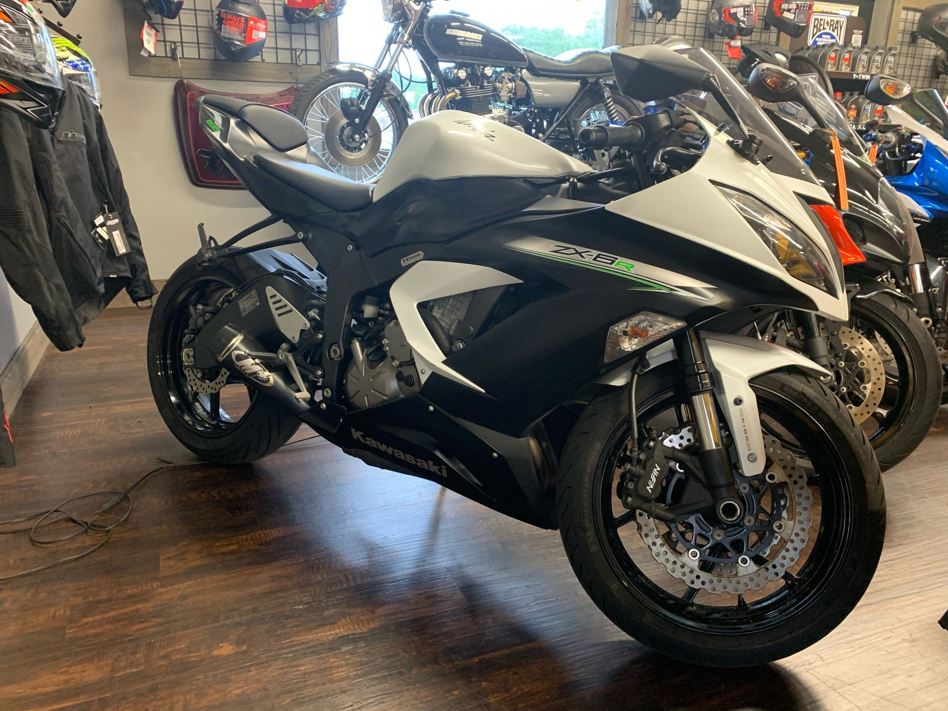 2014 Kawasaki Ninja® ZX™-6R ABS in Pensacola, Florida - Photo 1