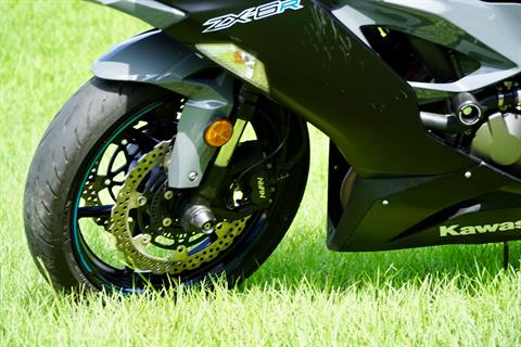 2019 Kawasaki Ninja ZX-6R ABS in Pensacola, Florida - Photo 9