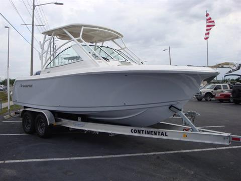 2019 Sailfish 245DC in Holiday, Florida