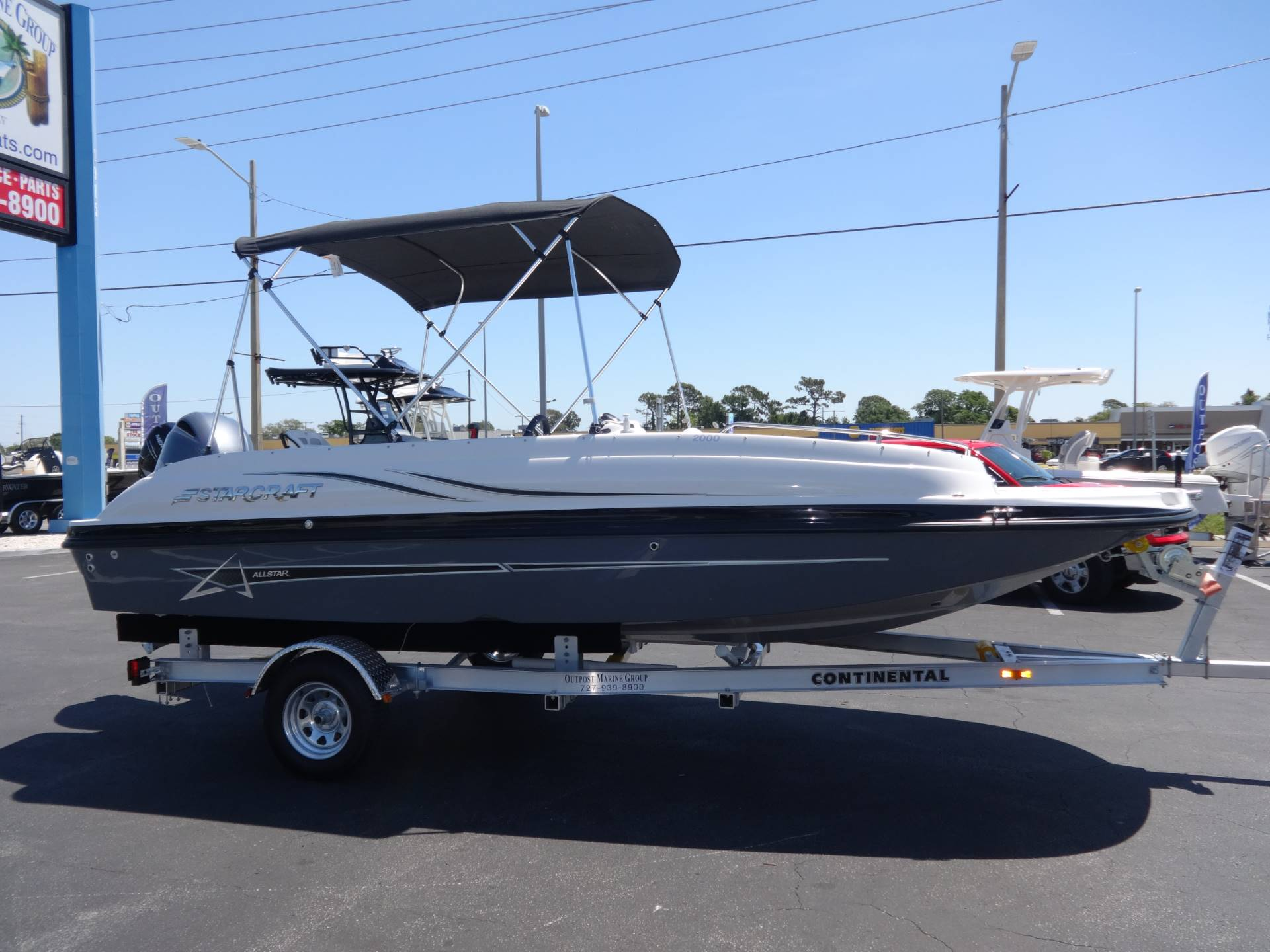 2018 Starcraft Limited 2000 OB in Holiday, Florida