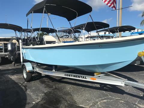 2018 Stott Craft SCV1720 in Holiday, Florida