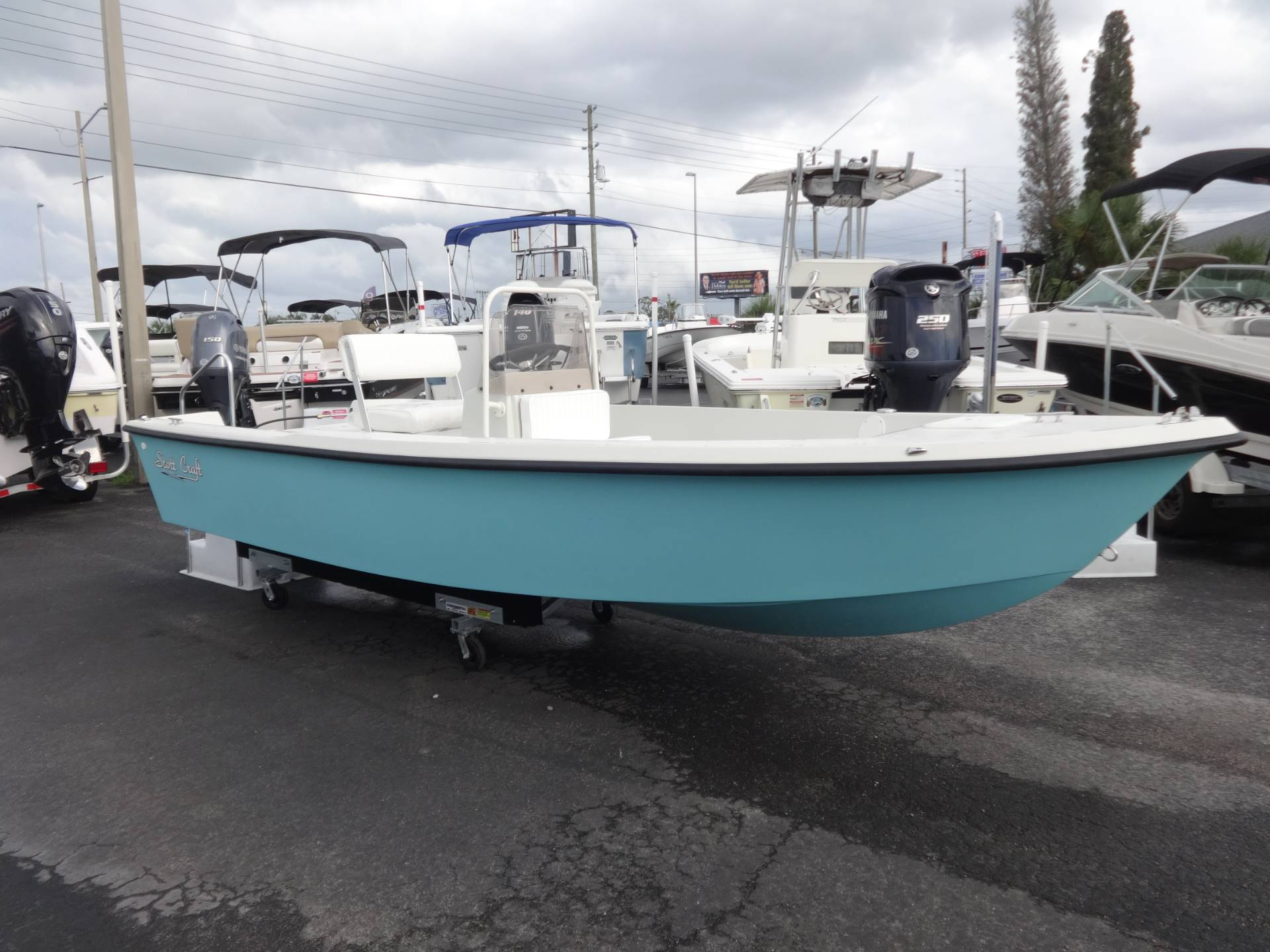 2018 Stott Craft SCV1720 in Holiday, Florida - Photo 1