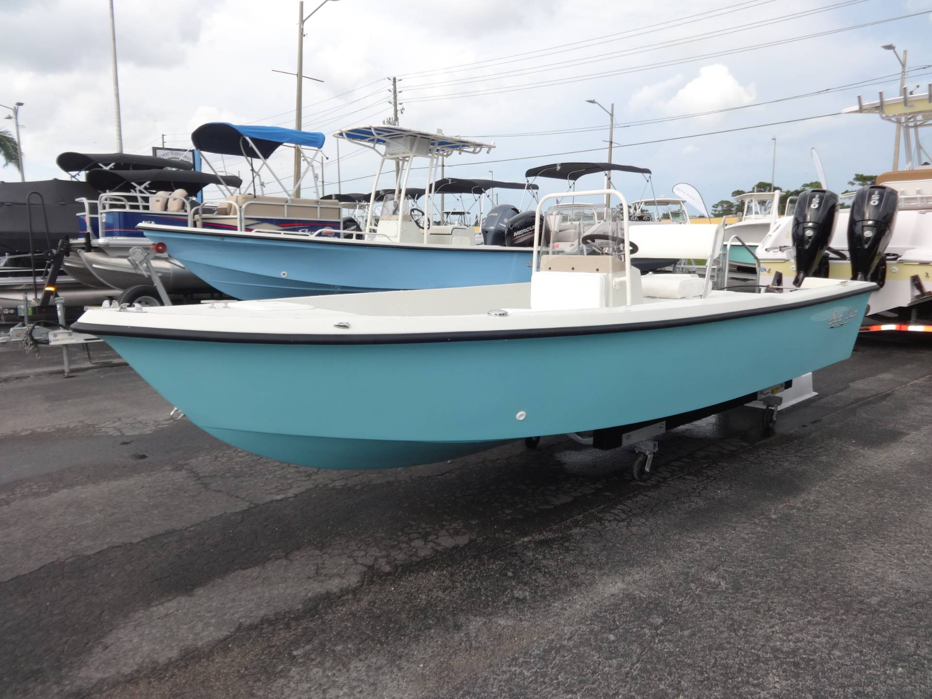 2018 Stott Craft SCV1720 in Holiday, Florida - Photo 6