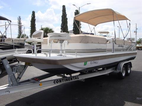 2000 Hurricane Fun Deck 226 FF in Holiday, Florida