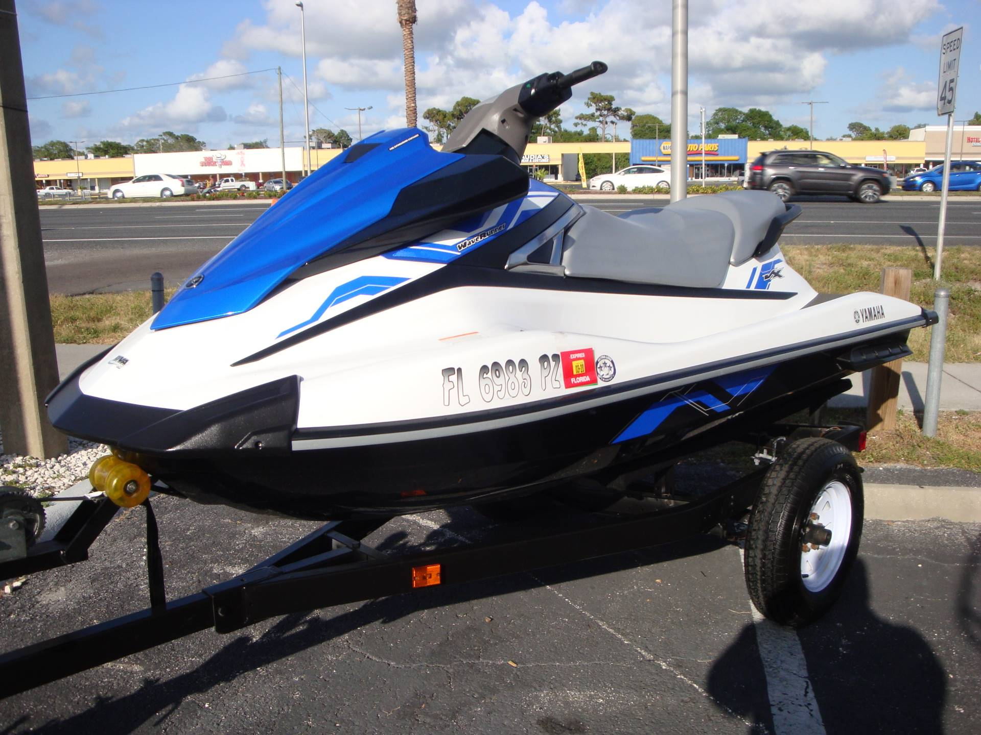 2015 Yamaha VX® in Holiday, Florida - Photo 1