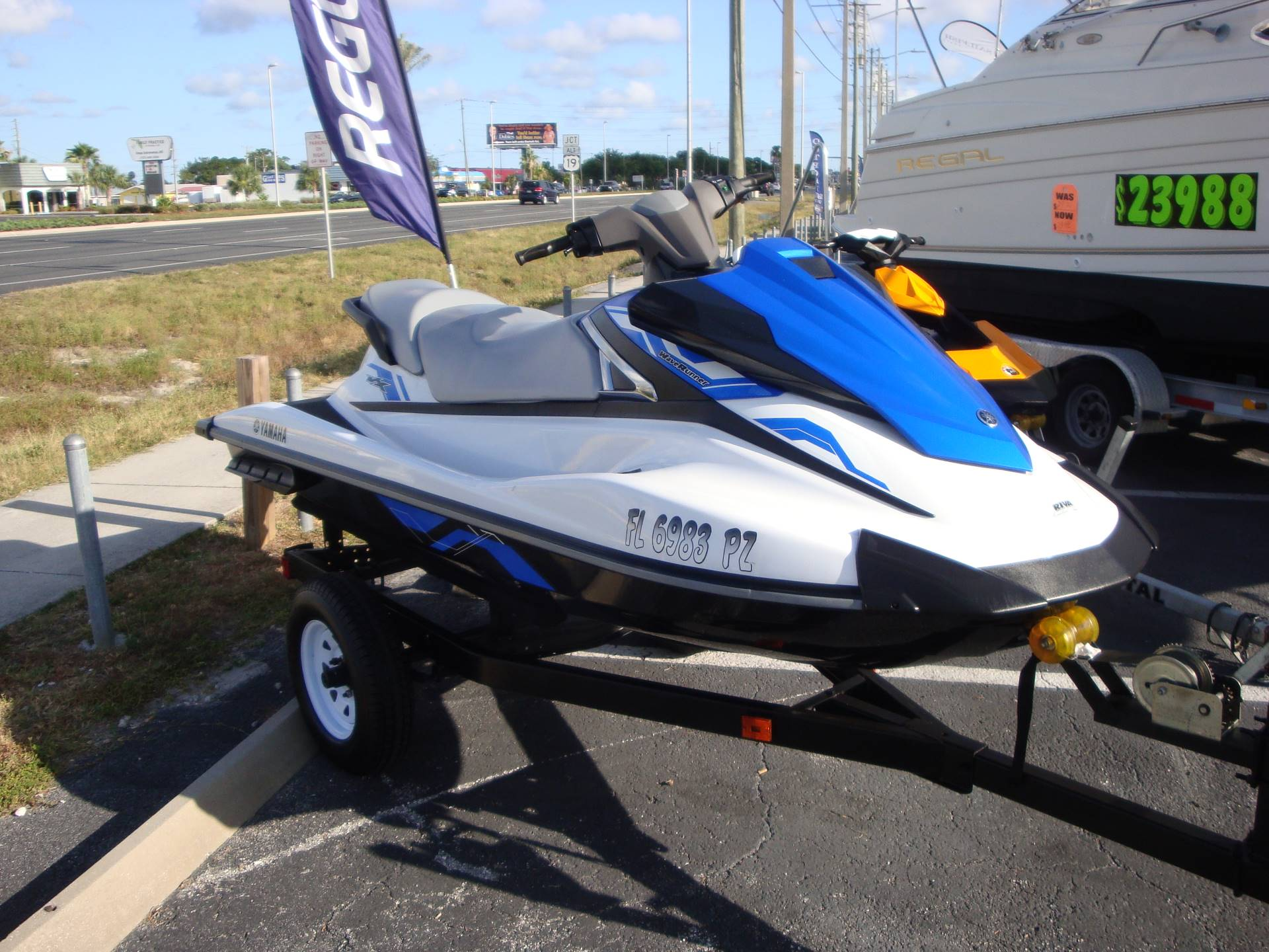 2015 Yamaha VX® in Holiday, Florida - Photo 4