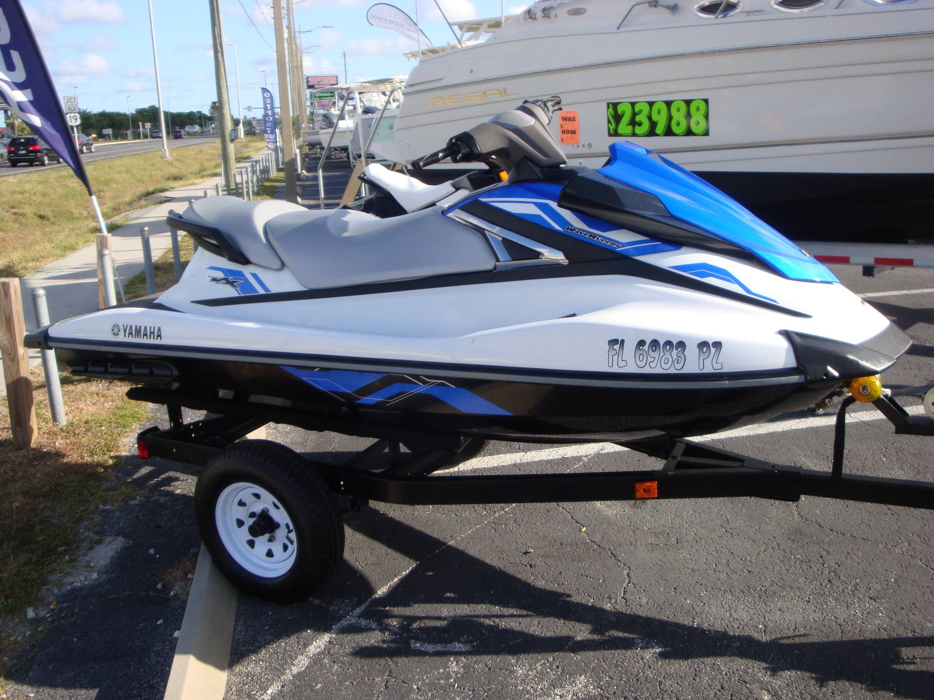 2015 Yamaha VX® in Holiday, Florida - Photo 5