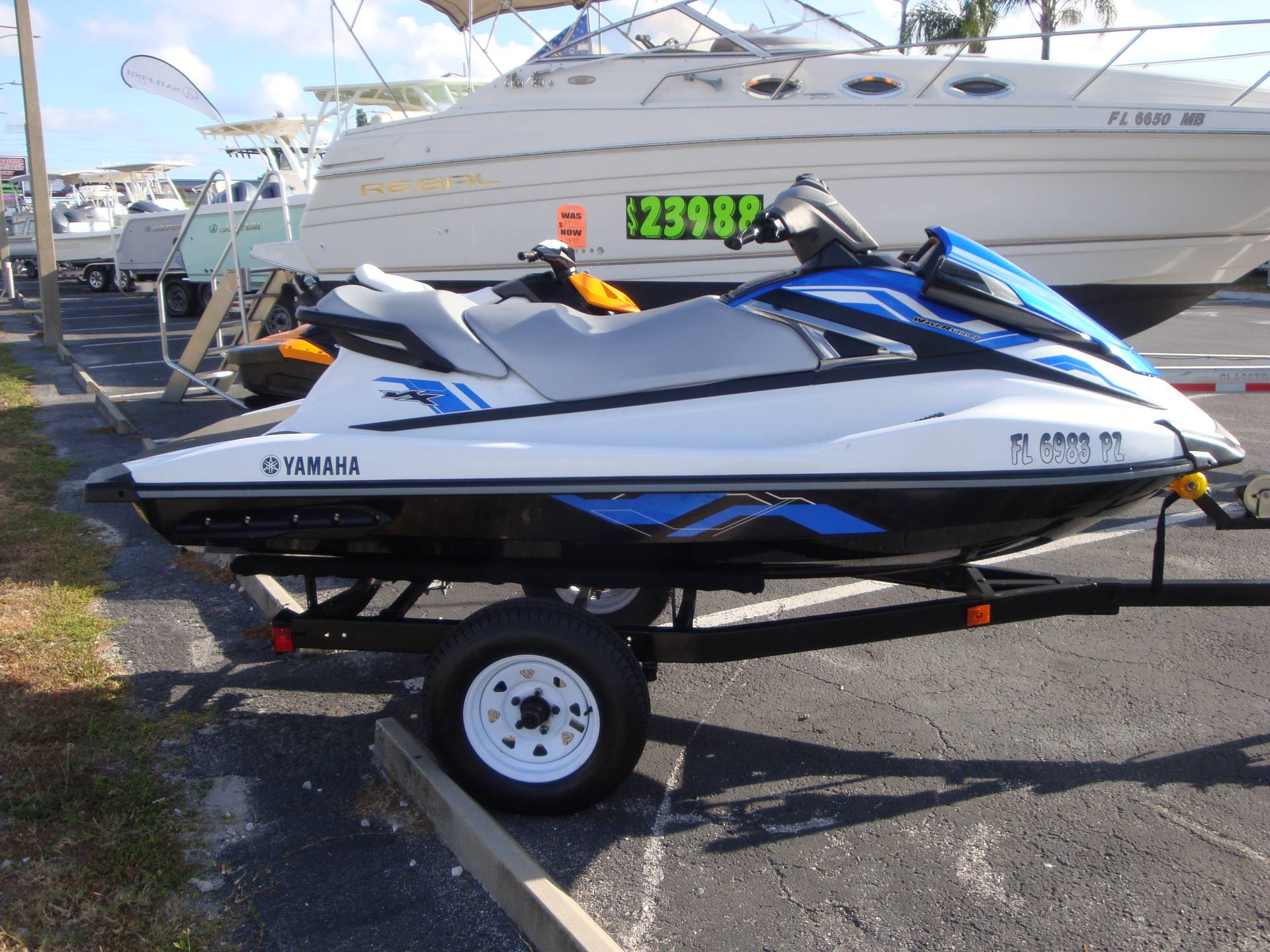 2015 Yamaha VX® in Holiday, Florida - Photo 6