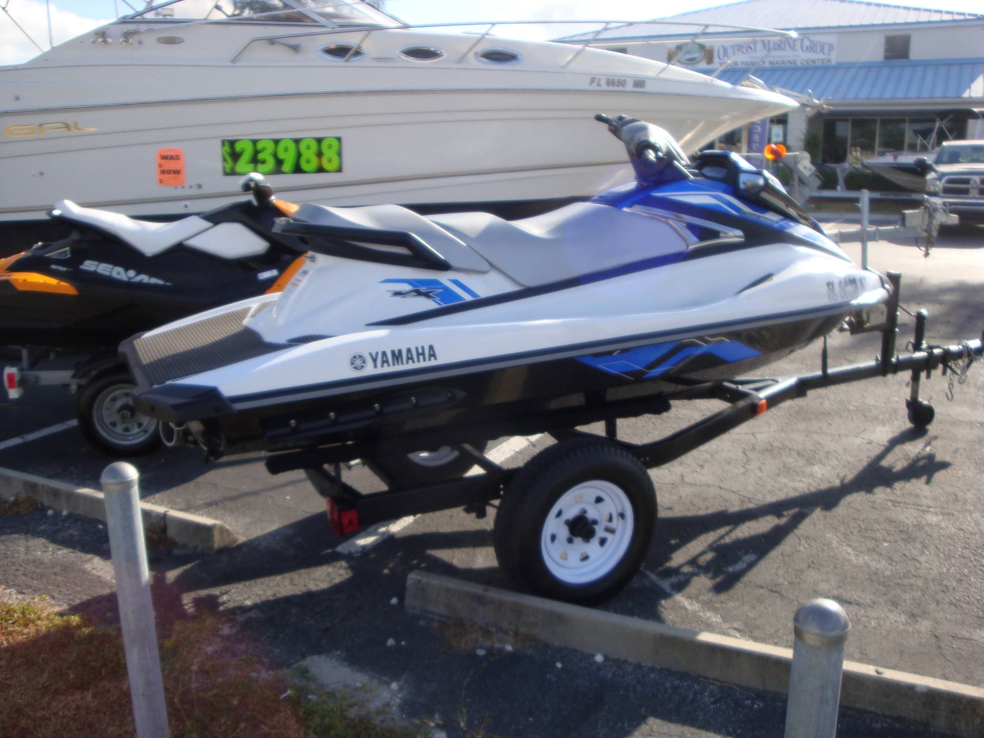 2015 Yamaha VX® in Holiday, Florida - Photo 7