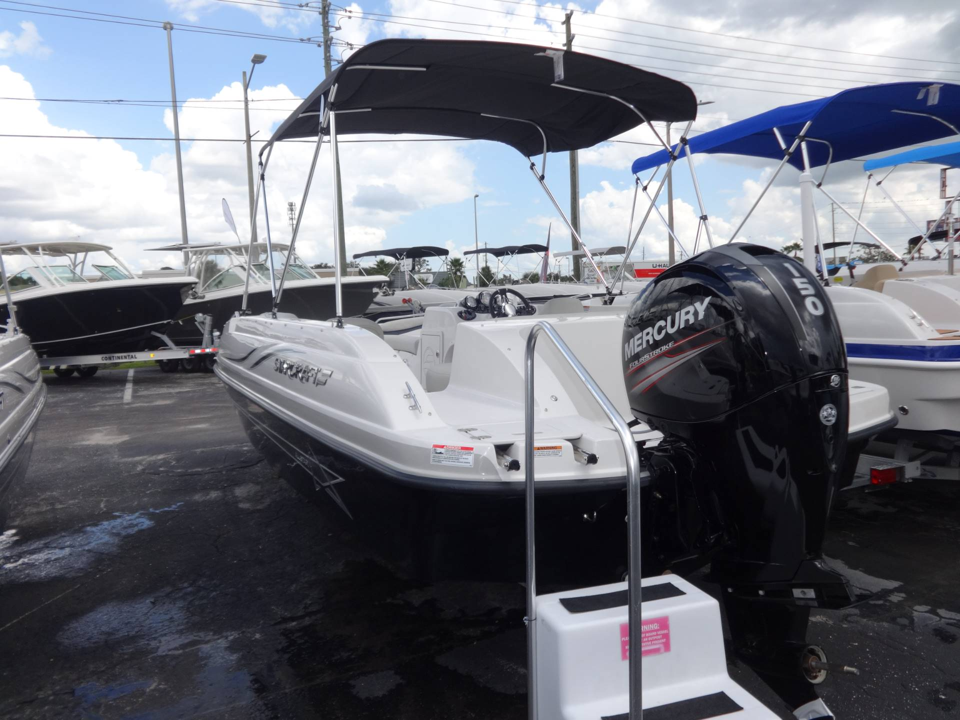 2019 Starcraft Limited 2000 OB in Holiday, Florida - Photo 5