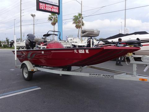 2016 Alumacraft 165 Prowler in Holiday, Florida