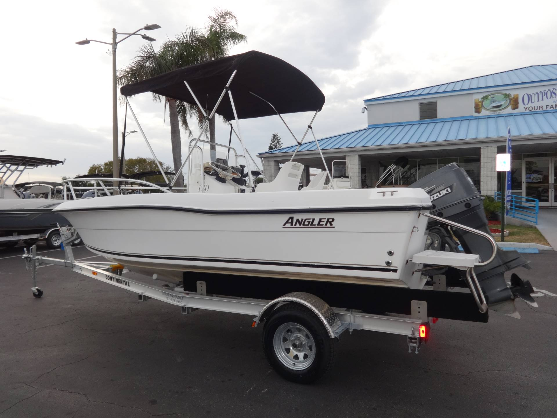 2000 Angler 180 Center Console in Holiday, Florida