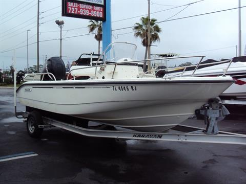 2007 Boston Whaler 180 Dauntless in Holiday, Florida