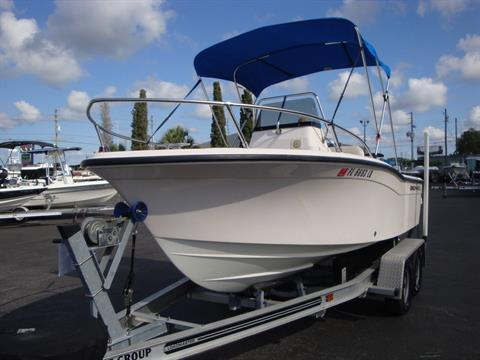 2000 Grady-White Sportsman 180 in Holiday, Florida - Photo 3