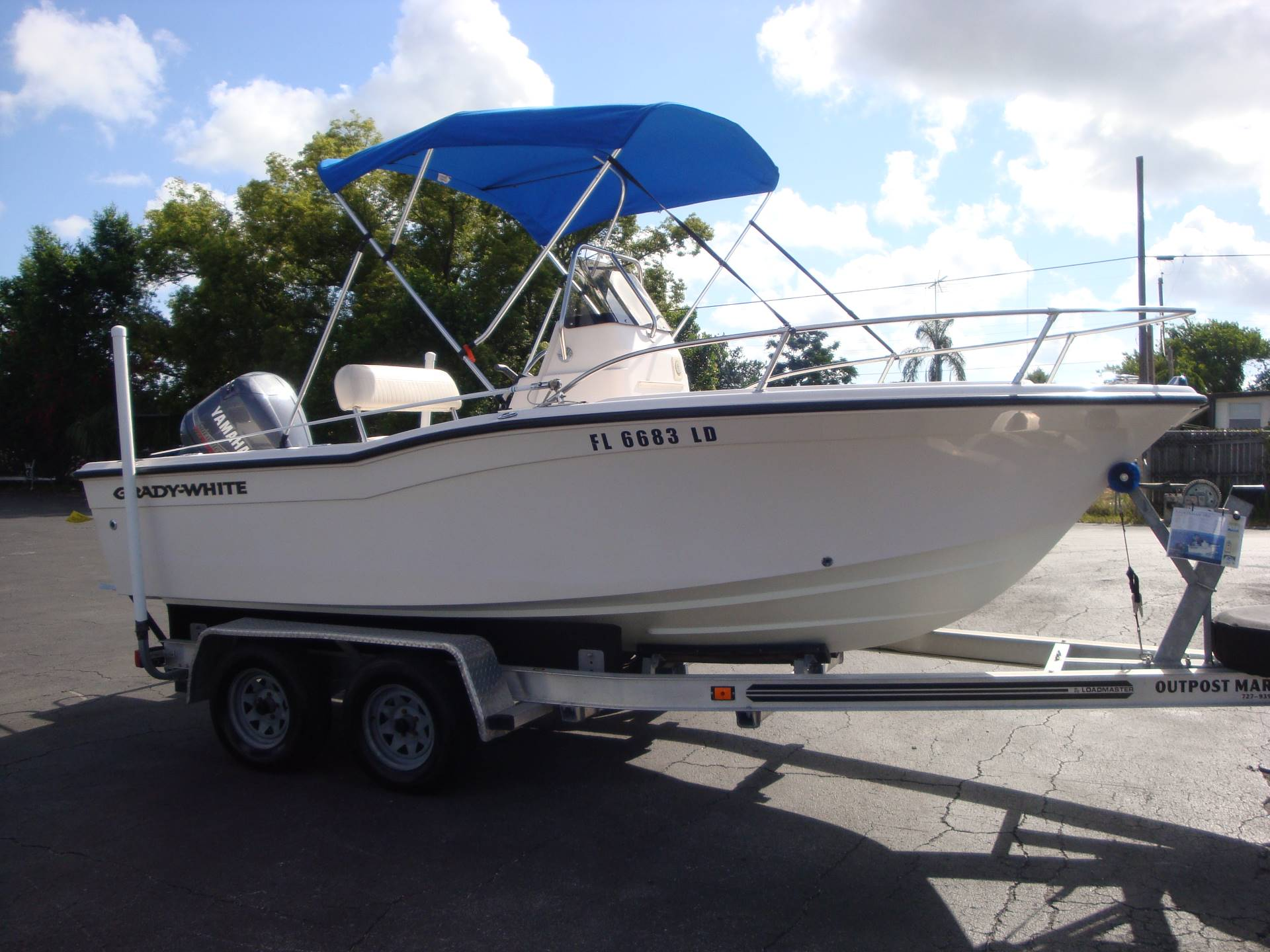 2000 Grady-White Sportsman 180 in Holiday, Florida - Photo 7