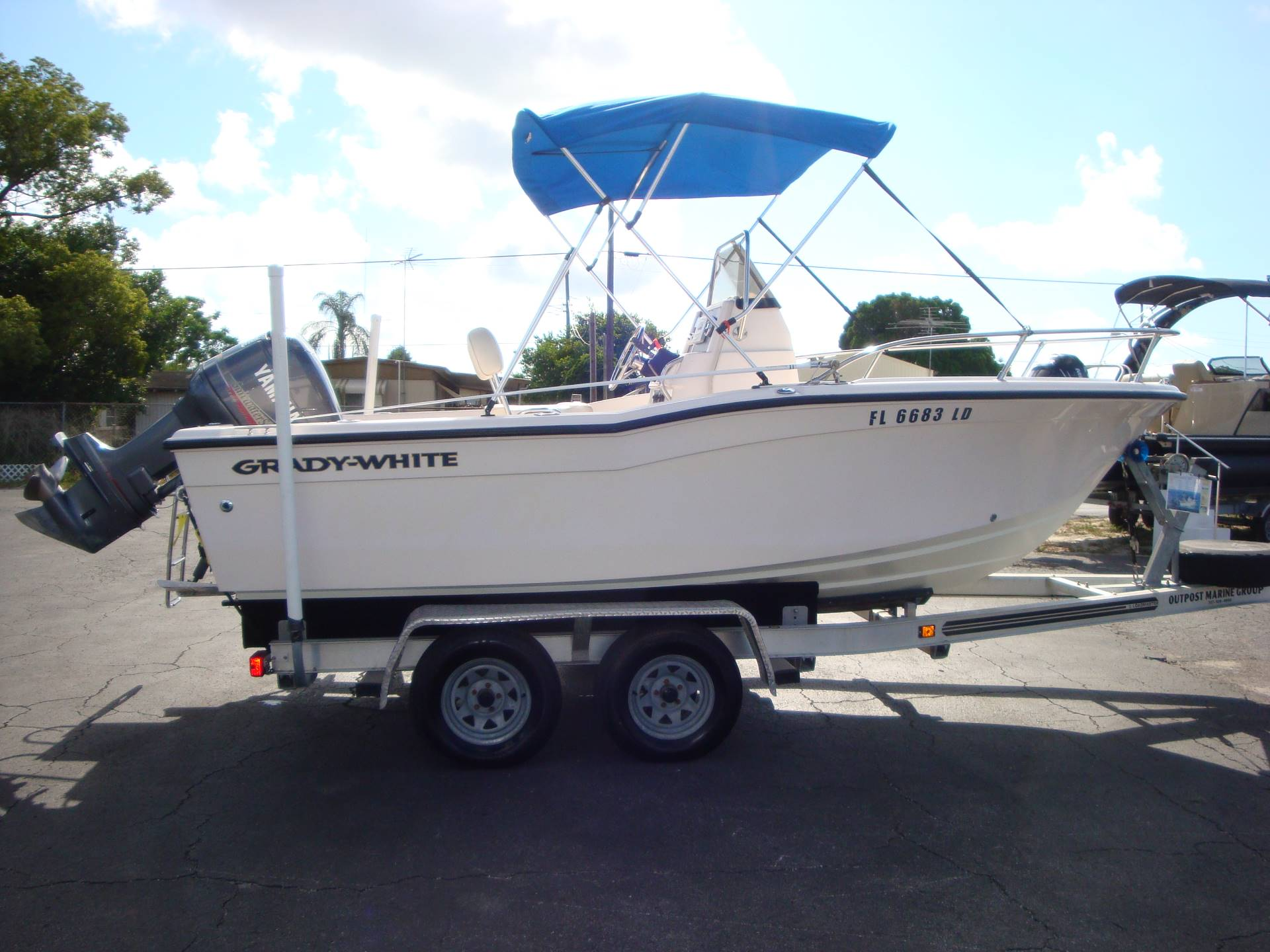 2000 Grady-White Sportsman 180 in Holiday, Florida - Photo 9