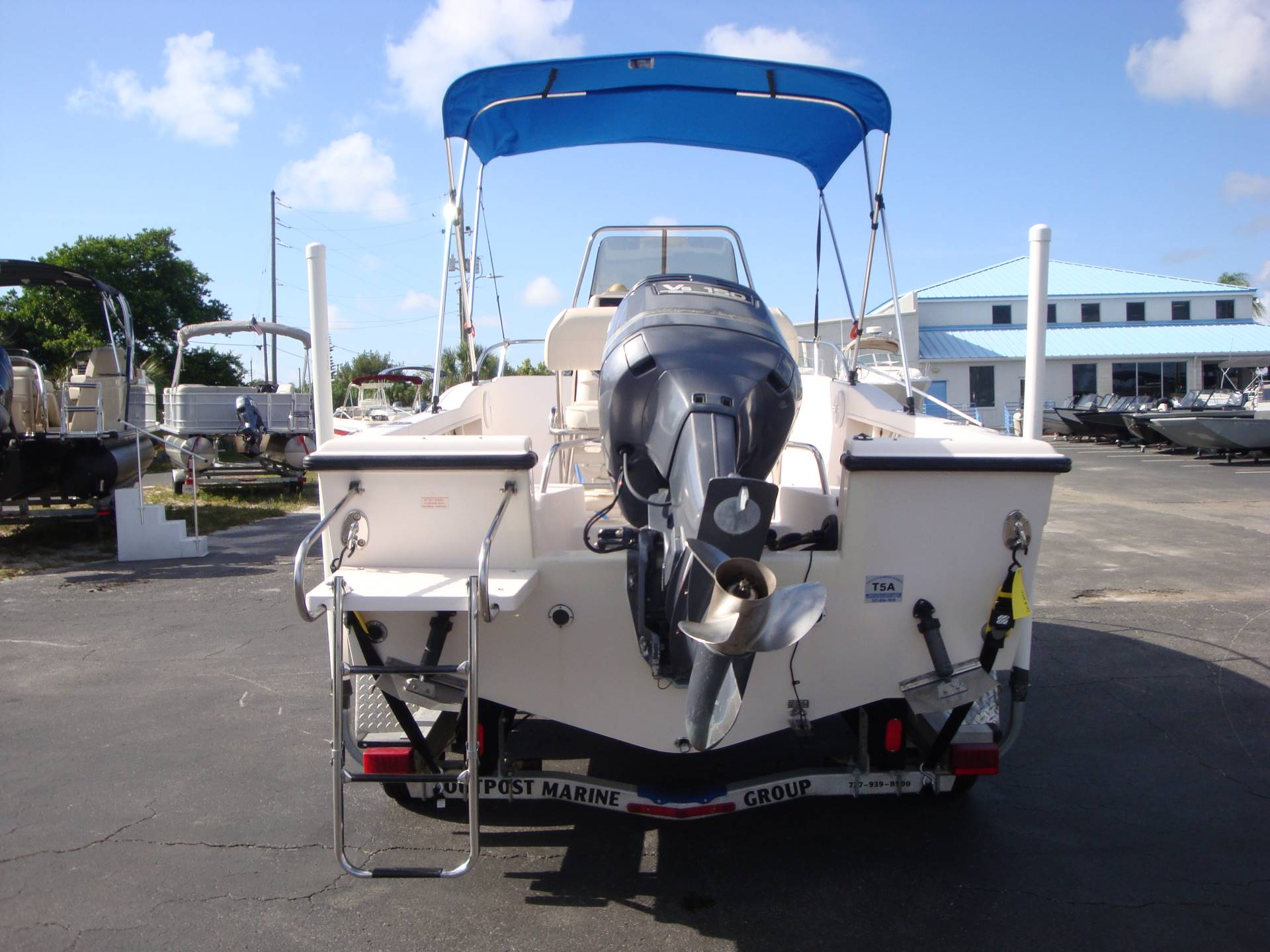 2000 Grady-White Sportsman 180 in Holiday, Florida - Photo 13