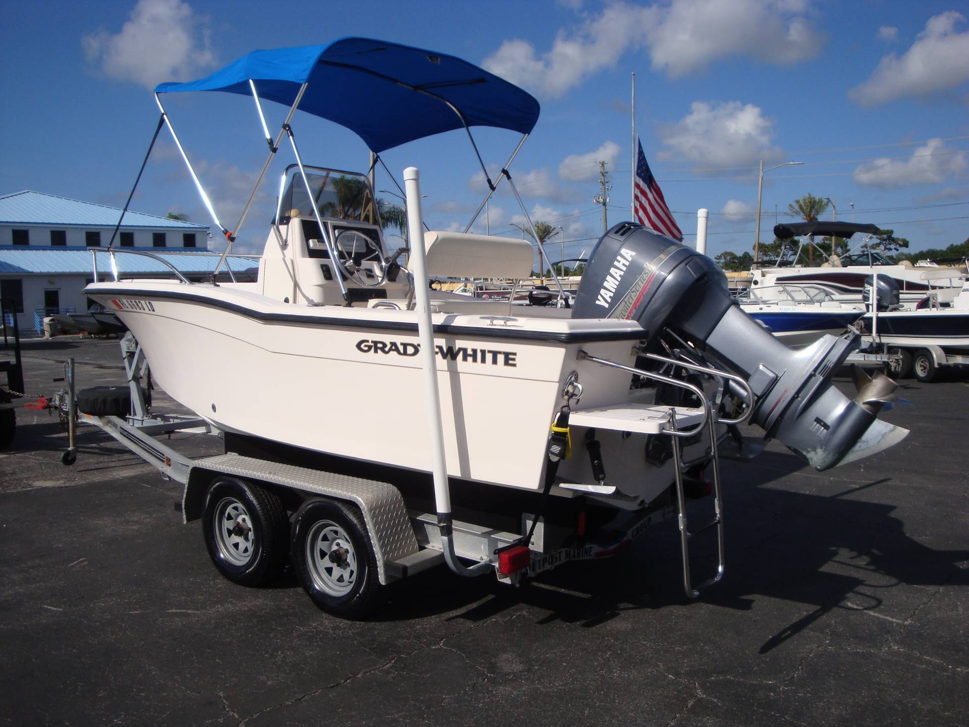 2000 Grady-White Sportsman 180 in Holiday, Florida - Photo 15