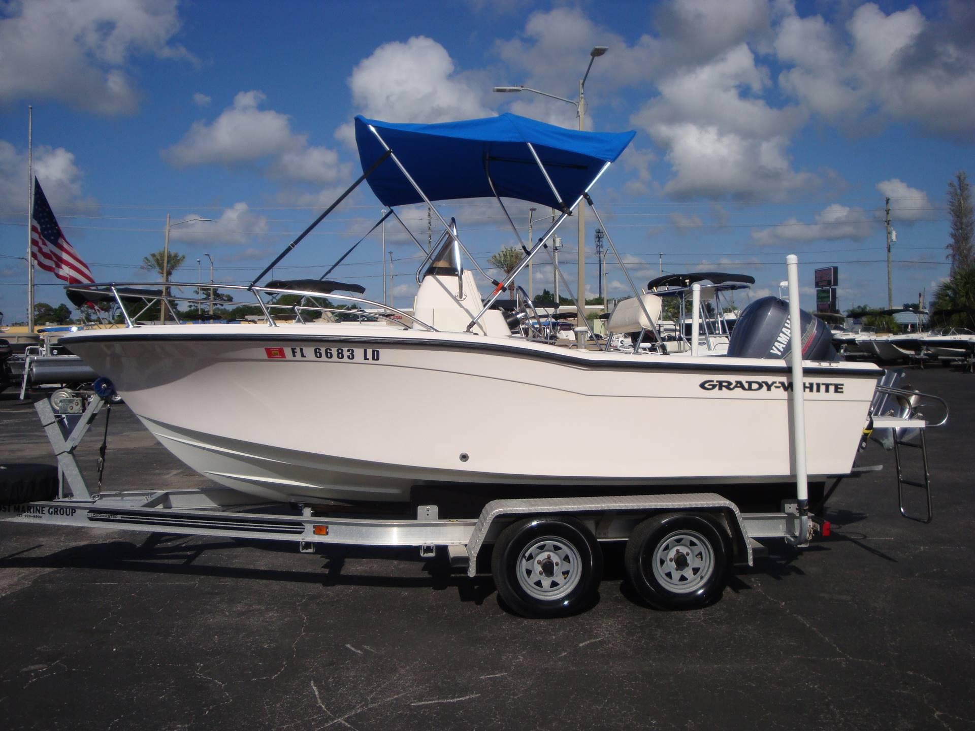 2000 Grady-White Sportsman 180 in Holiday, Florida - Photo 17