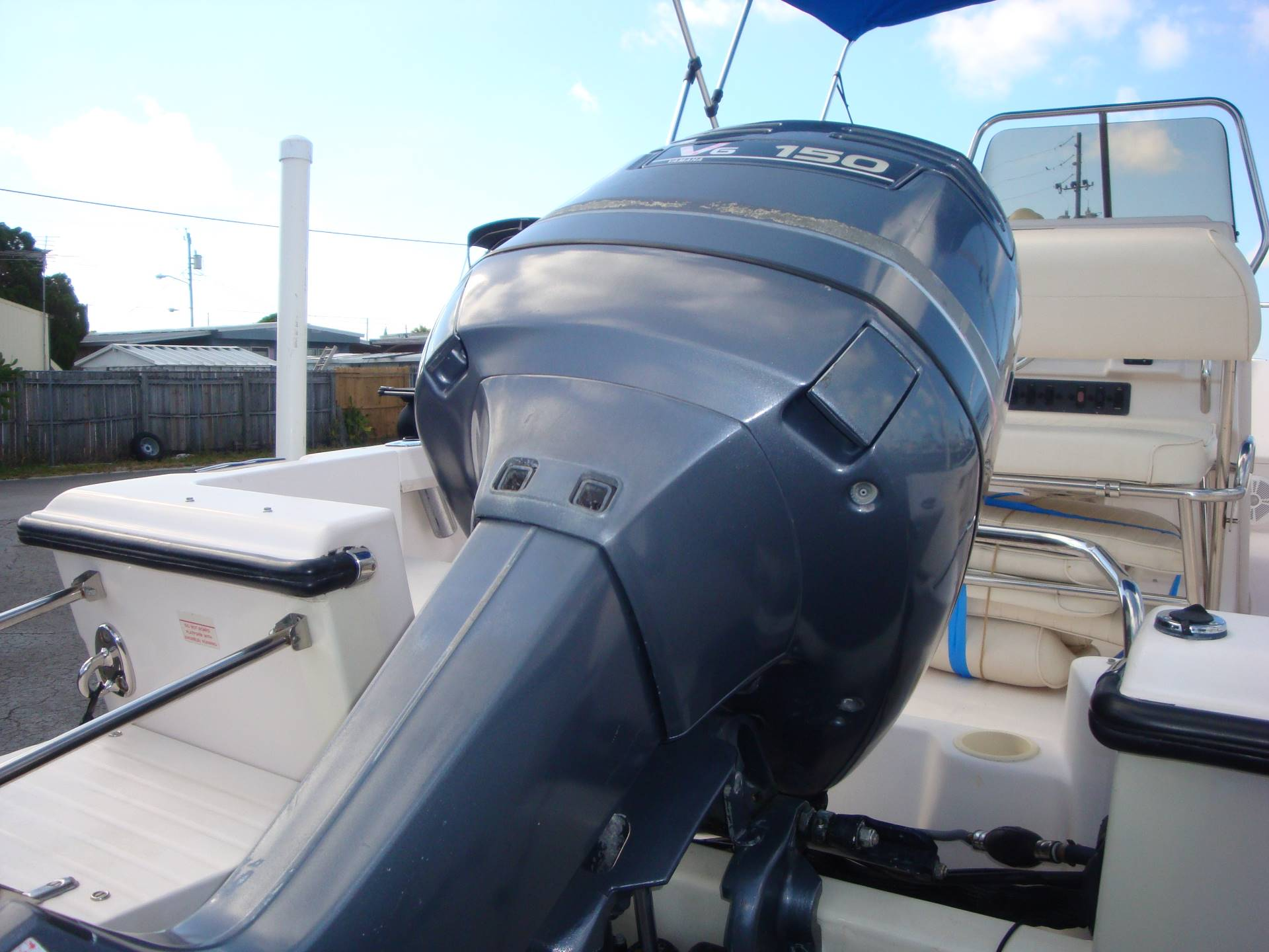 2000 Grady-White Sportsman 180 in Holiday, Florida - Photo 19