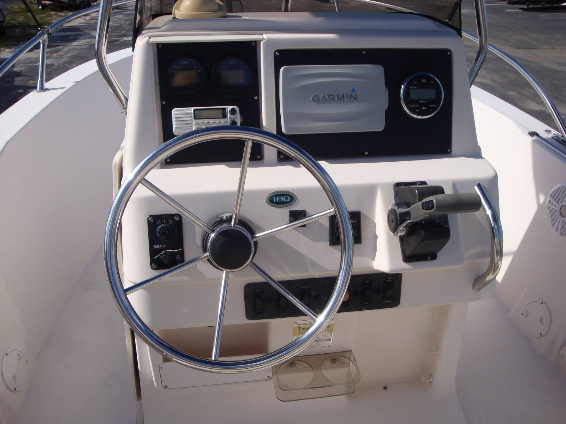 2000 Grady-White Sportsman 180 in Holiday, Florida - Photo 29