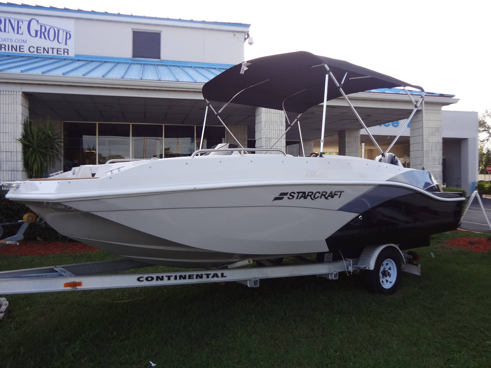 2020 Starcraft SVX 191 OB in Holiday, Florida - Photo 1