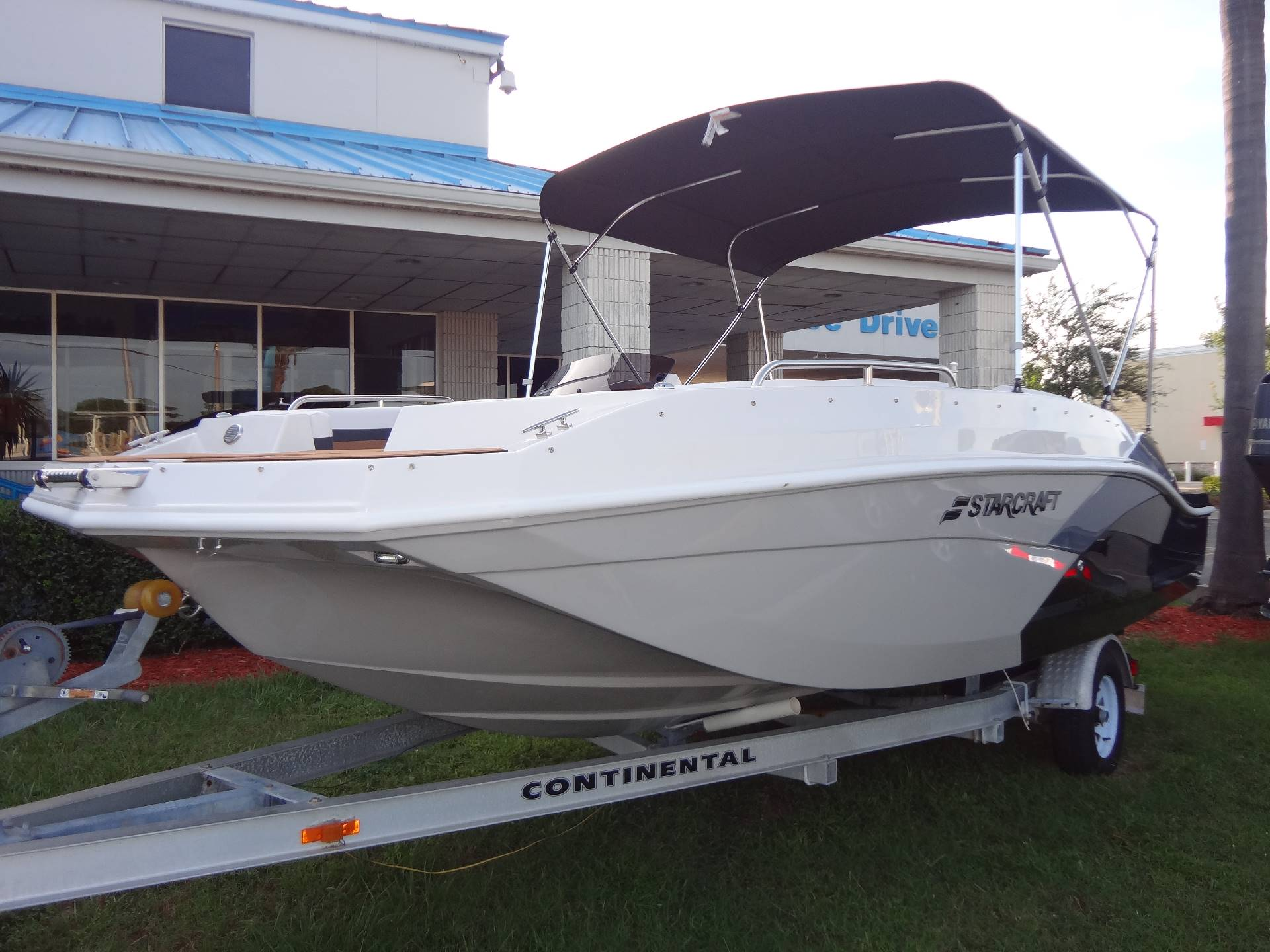 2020 Starcraft SVX 191 OB in Holiday, Florida - Photo 2