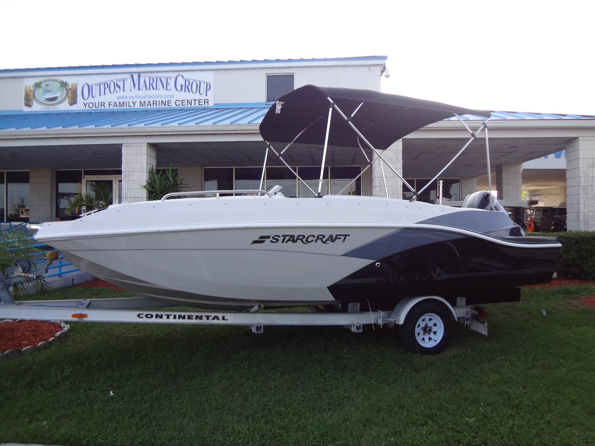 2020 Starcraft SVX 191 OB in Holiday, Florida - Photo 9