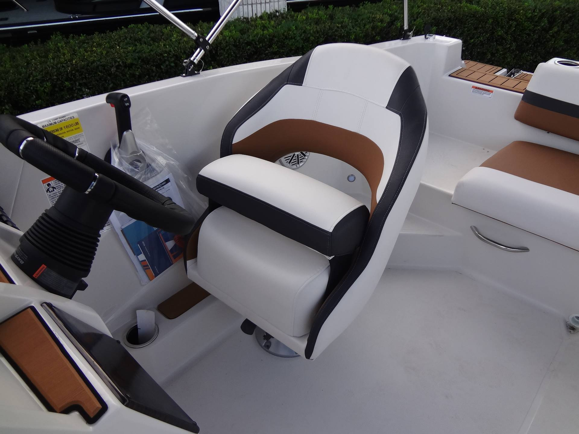 2020 Starcraft SVX 191 OB in Holiday, Florida - Photo 28
