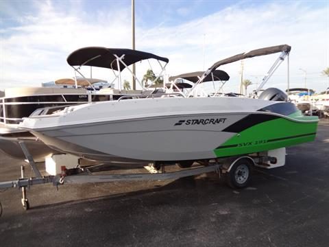 2020 Starcraft SVX 191 OB in Holiday, Florida