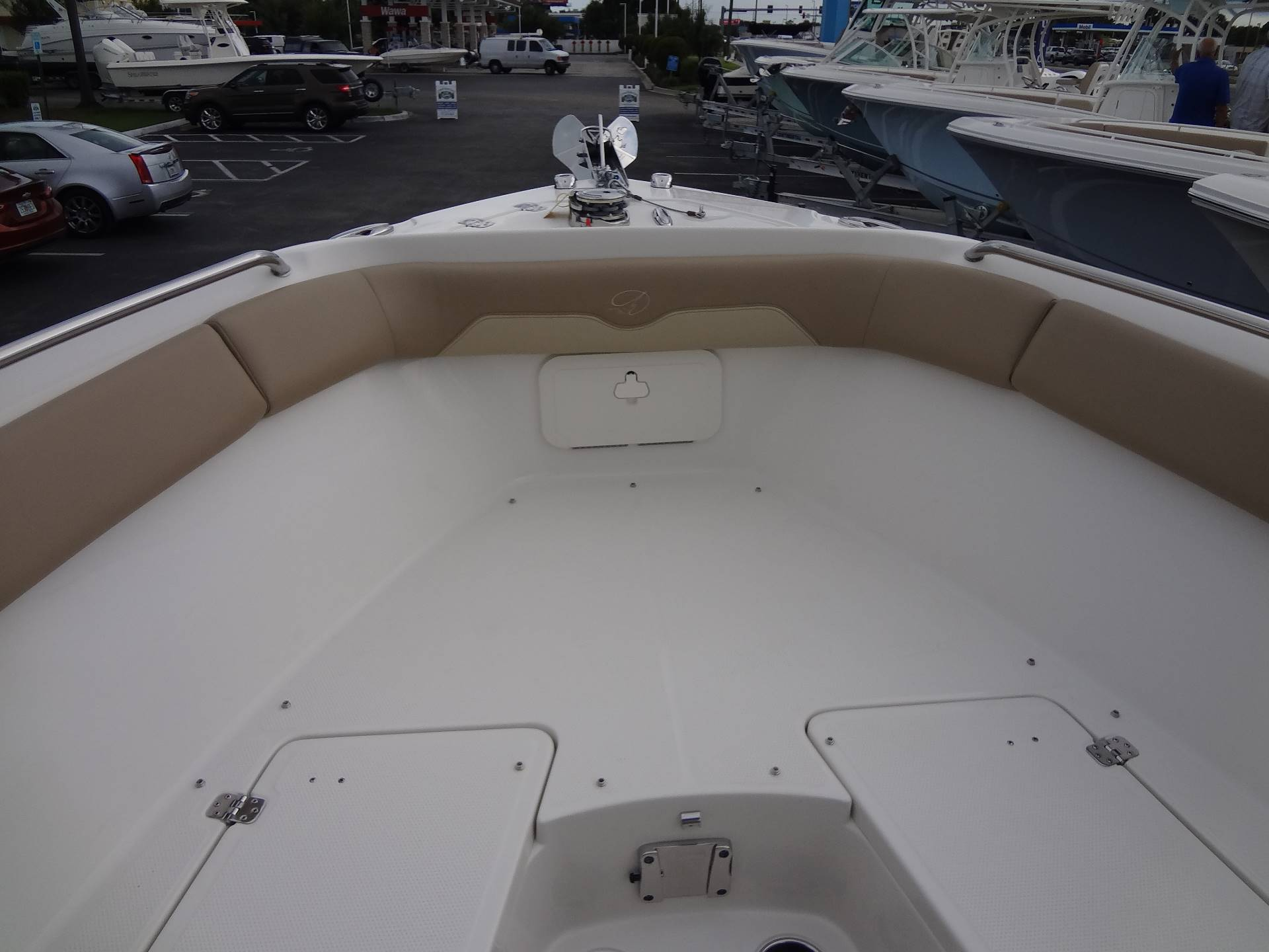 2020 Sailfish 242 CC in Holiday, Florida - Photo 48