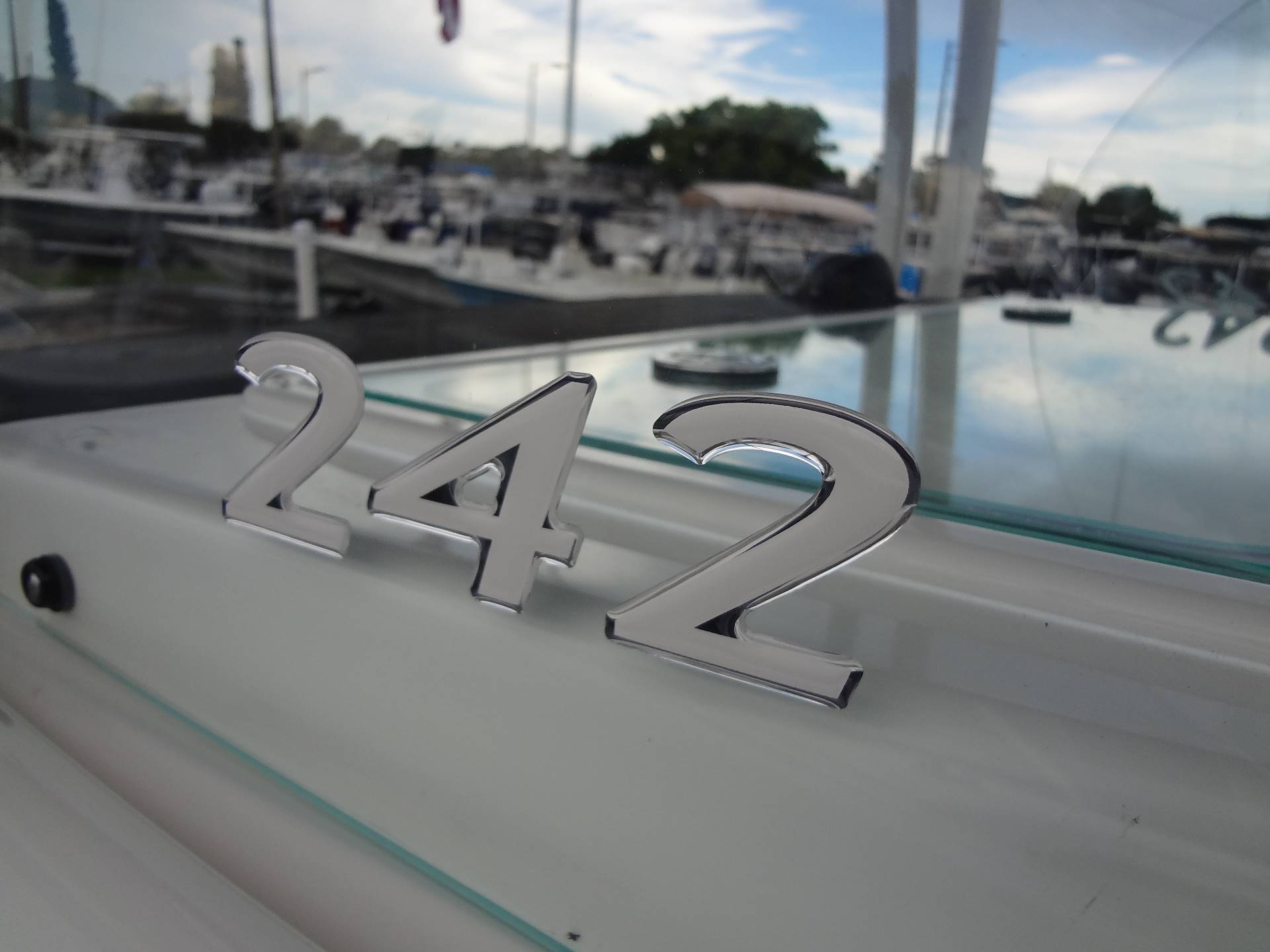 2020 Sailfish 242 CC in Holiday, Florida - Photo 53
