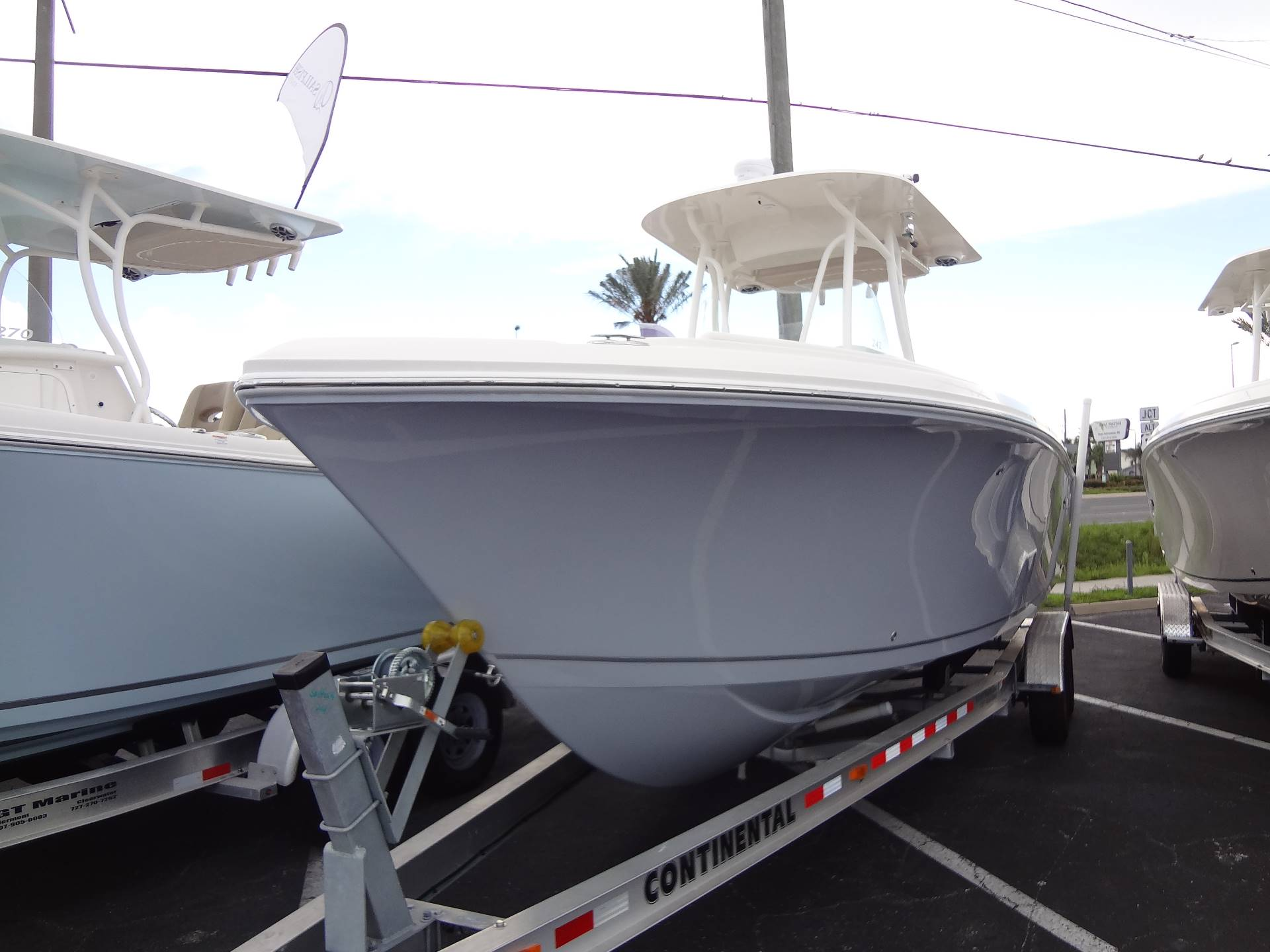 2020 Sailfish 242 CC in Holiday, Florida - Photo 2