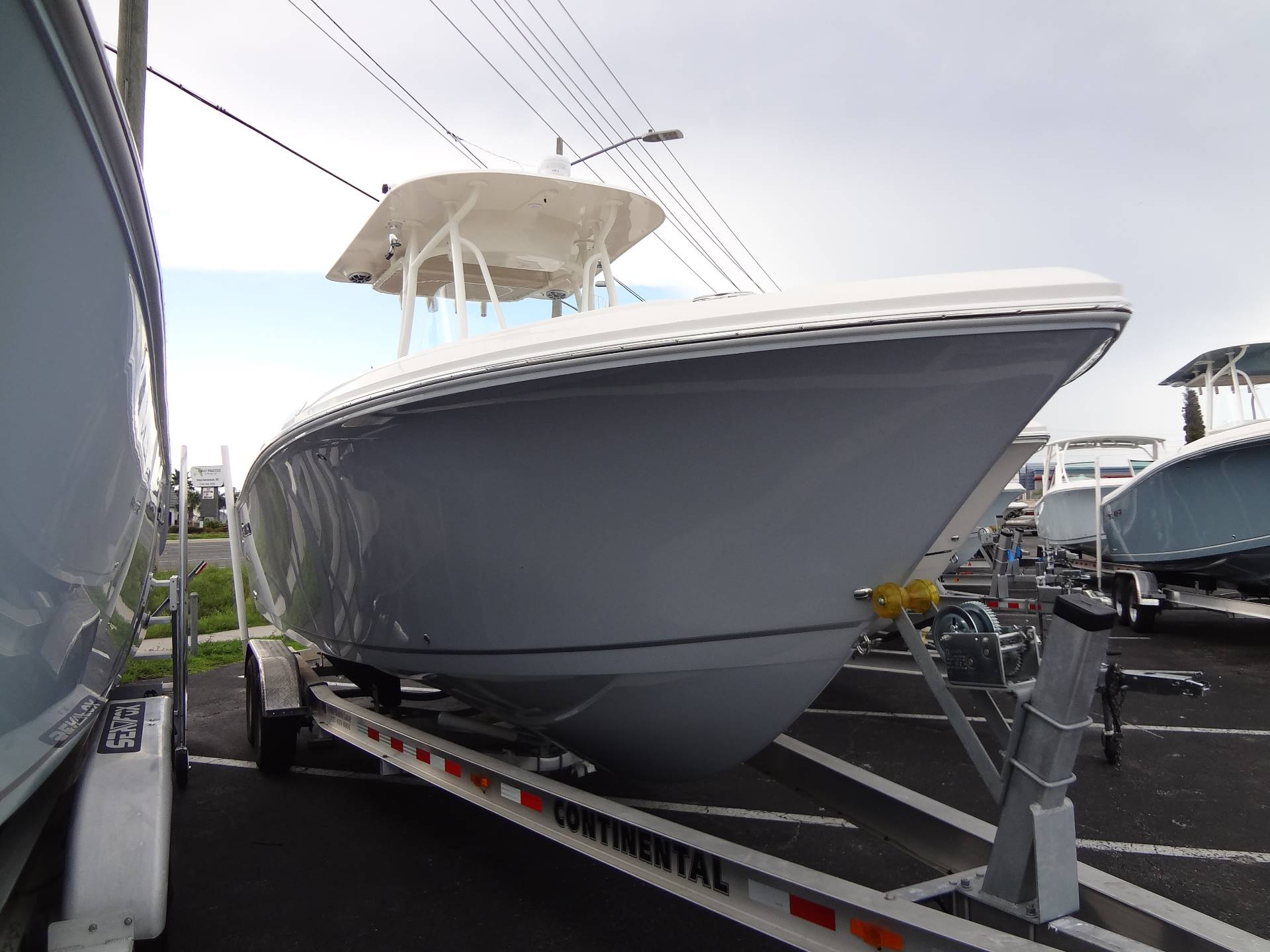 2020 Sailfish 242 CC in Holiday, Florida - Photo 4