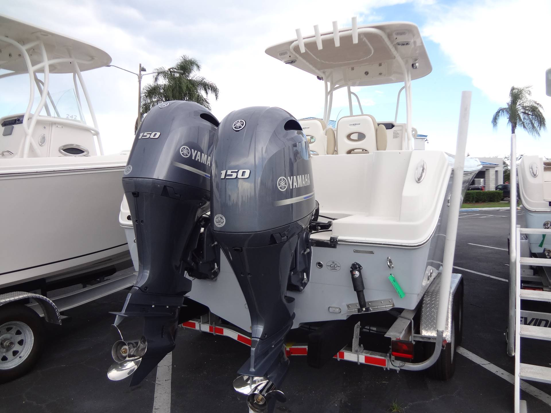 2020 Sailfish 242 CC in Holiday, Florida - Photo 6