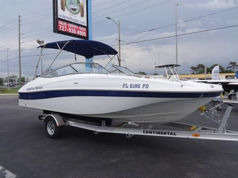 2011 SouthWind 212 SD in Holiday, Florida