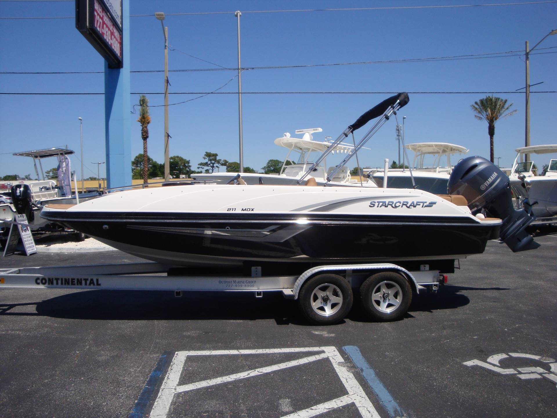2019 Starcraft 211MDX E in Holiday, Florida - Photo 18