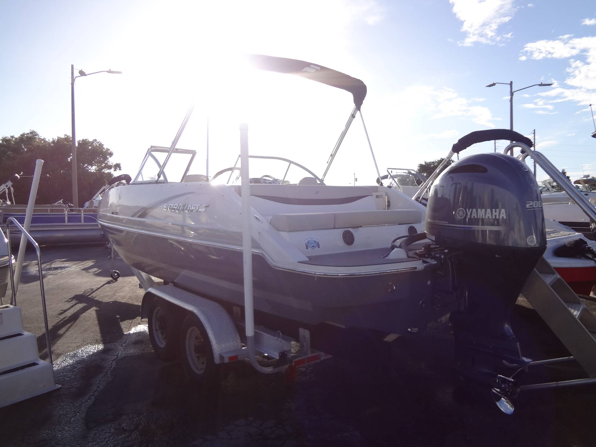 2019 Starcraft 230 MDX OB in Holiday, Florida - Photo 8