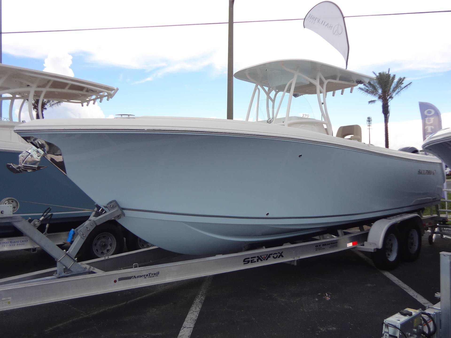 2020 Sailfish 270 CC in Holiday, Florida - Photo 1