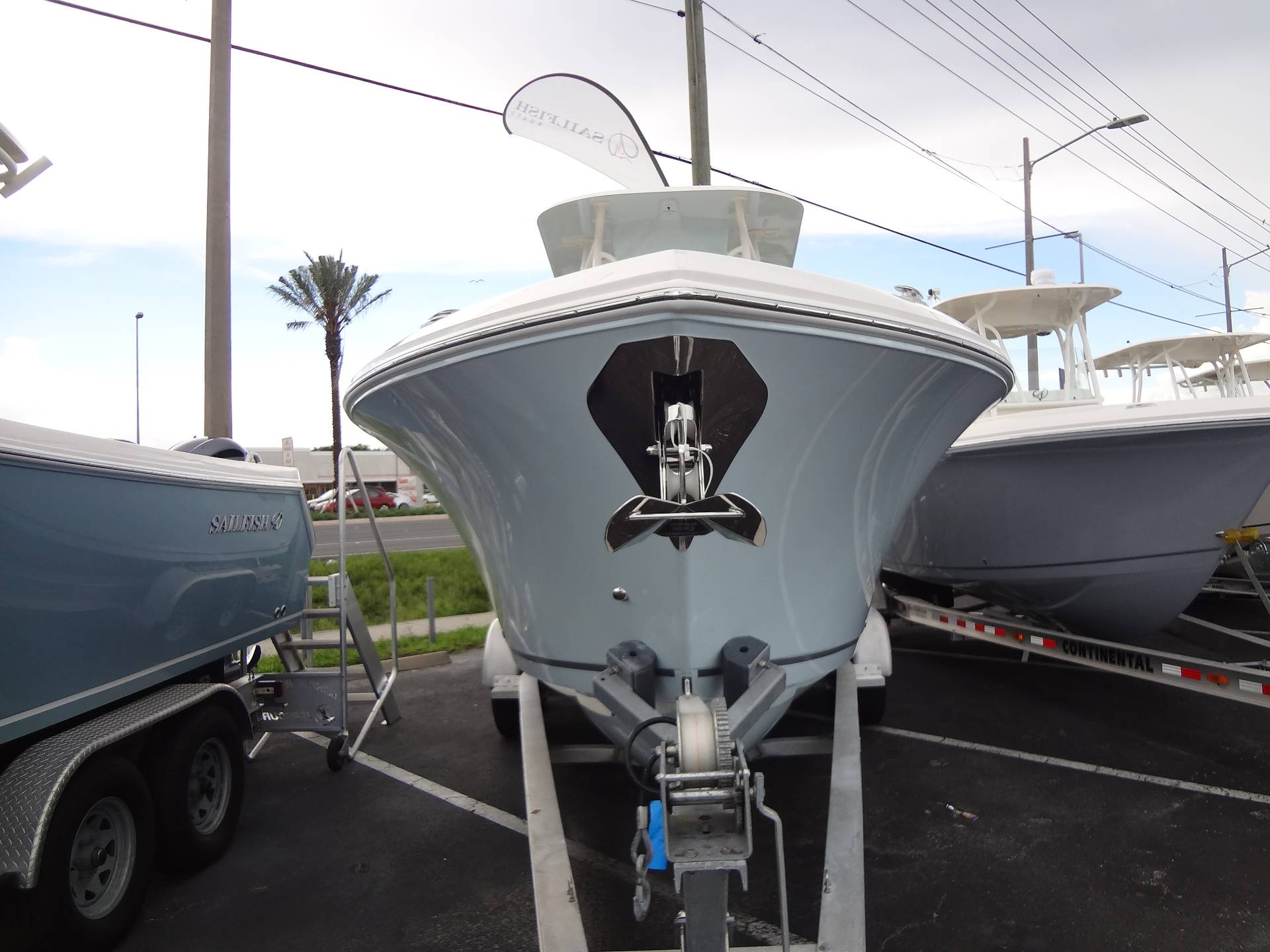 2020 Sailfish 270 CC in Holiday, Florida - Photo 3