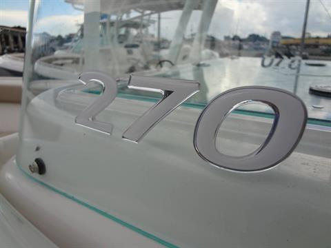 2020 Sailfish 270 CC in Holiday, Florida - Photo 50