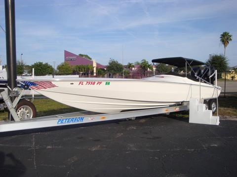 2012 Phantom Boats 30 Outboard Sportster in Holiday, Florida