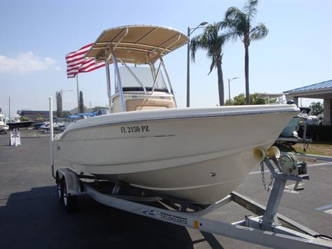 2016 Scout Boats 210 XSF in Holiday, Florida - Photo 2