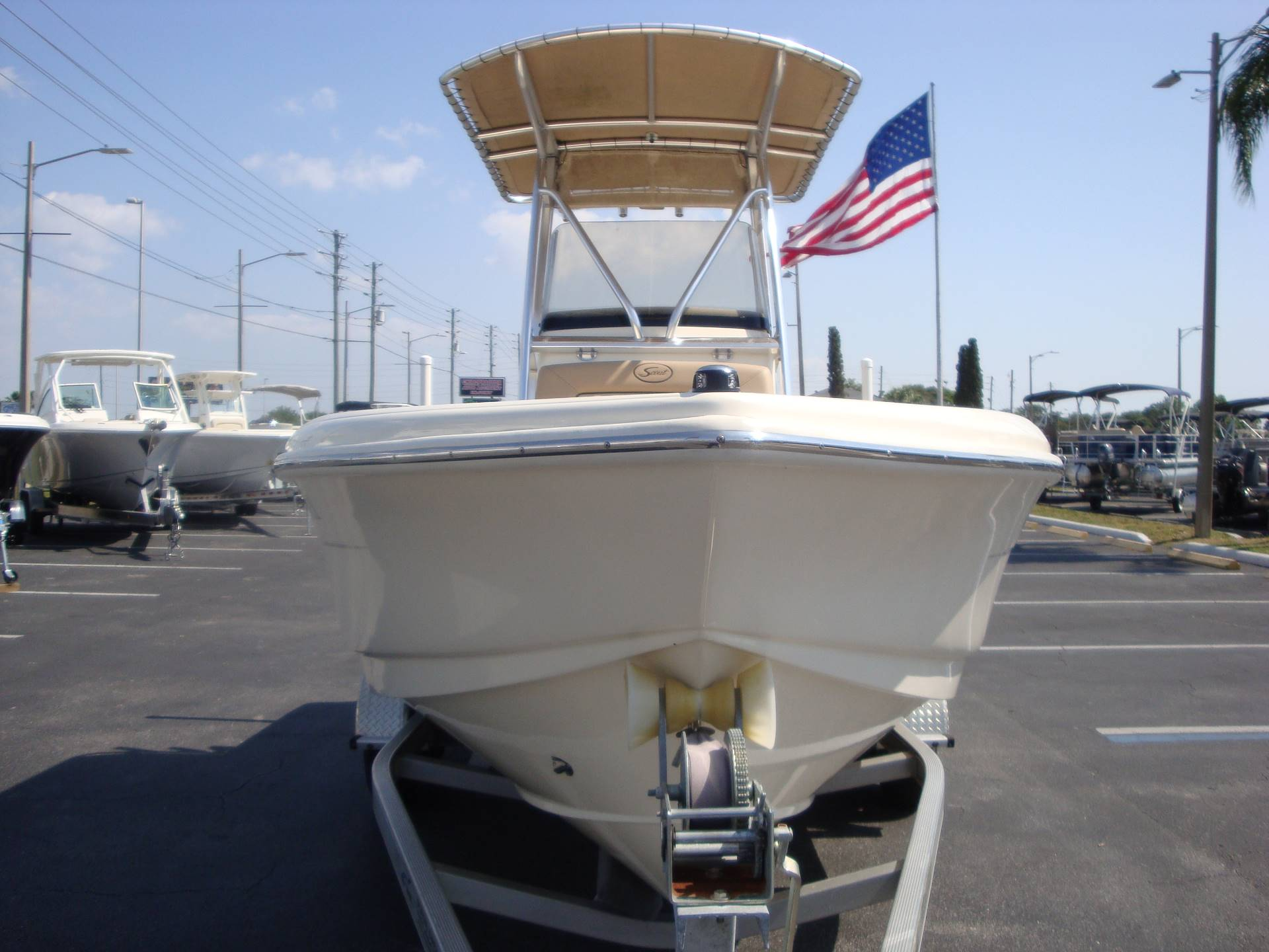 2016 Scout Boats 210 XSF in Holiday, Florida - Photo 3