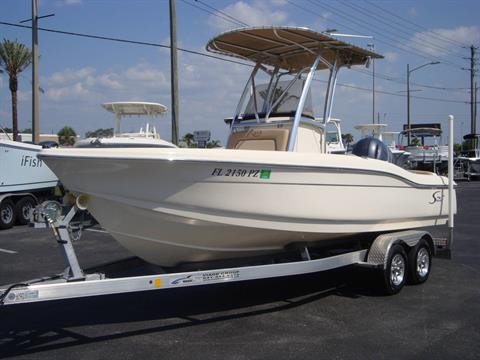 2016 Scout Boats 210 XSF in Holiday, Florida - Photo 7
