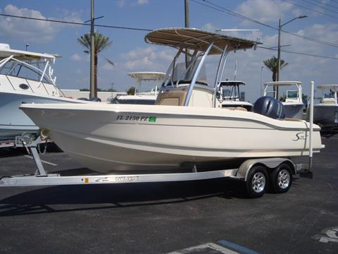 2016 Scout Boats 210 XSF in Holiday, Florida - Photo 8