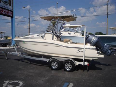 2016 Scout Boats 210 XSF in Holiday, Florida - Photo 11