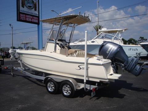 2016 Scout Boats 210 XSF in Holiday, Florida - Photo 12