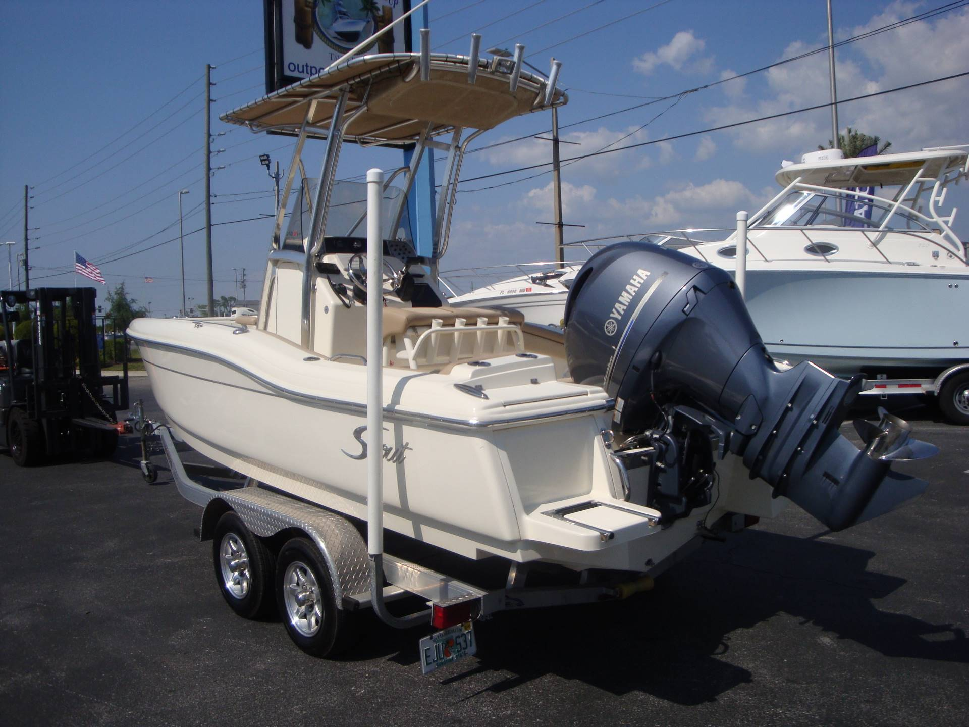 2016 Scout Boats 210 XSF in Holiday, Florida - Photo 13