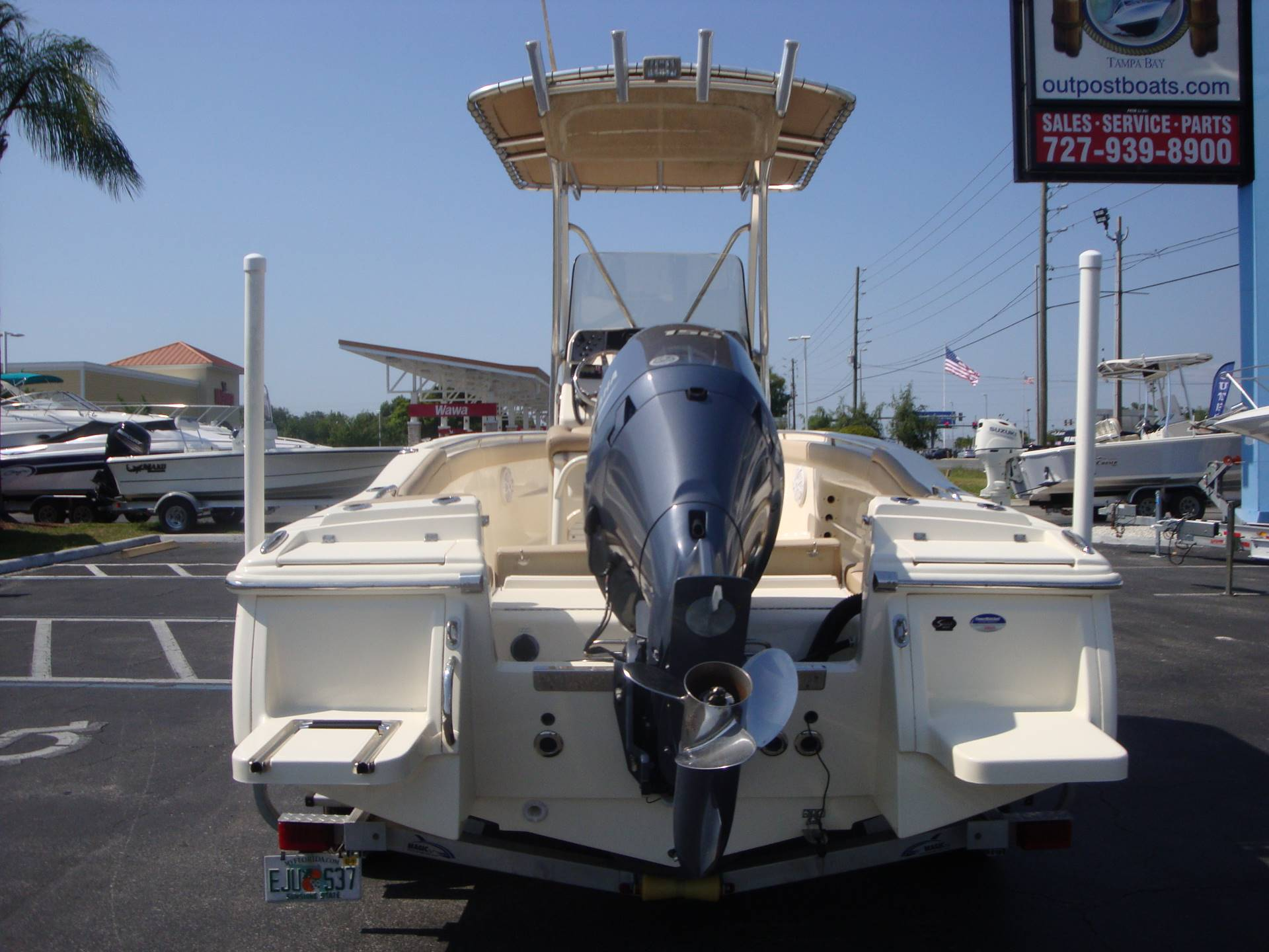 2016 Scout Boats 210 XSF in Holiday, Florida - Photo 15
